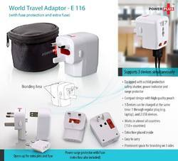 World Travel Adaptor