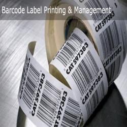 Barcode Label Job-Work Printing