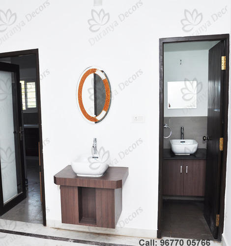 Hand Washing Area Interior Design