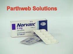 Norvasc (Amlodipine Tablets)