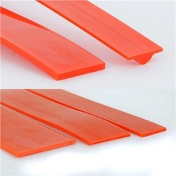 Eagle Orange 85 Non-Reinforced Flat Belt