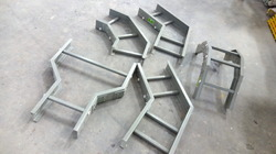 GRP Cable Tray Fitting