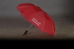 Custom Fold Automatic Open Umbrella, Size: 21 x 8 inch