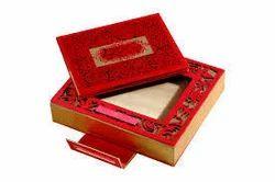 Wedding Box & Cards