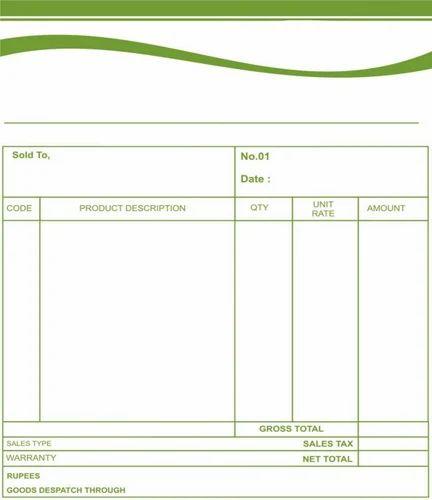 bill book printing service in new delhi uttam nagar by lovely
