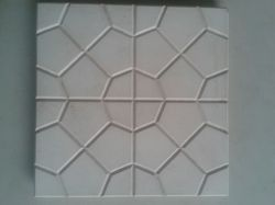 PVC Square Floor Tiles Mould
