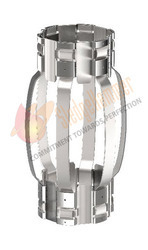 Hinged Non Welded Stainless Steel Centralizer