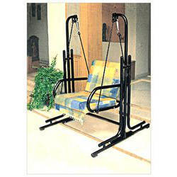 Wrought Iron Swing Manufacturers Suppliers Wholesalers