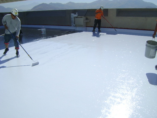Cool Roof Coatings 3990 High Build Acrylic Elastomeric