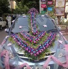 Wedding Car Decoration Service