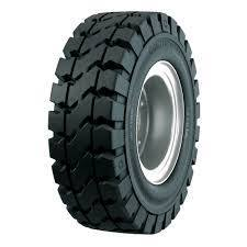 Solid Rubber Forklift Truck Tyre for Industrial