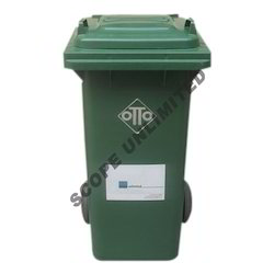 Two Wheeled Dustbin 120L