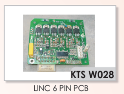Linc 6 Pin PCB Weft Feeders