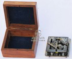 Square Compass With Box