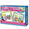 Color And Frame Game