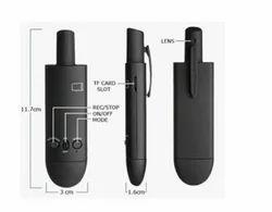Black Hd Spy Pocket Camera, For Office