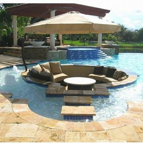 Swimming Pool Furniture Trader & Service Provider from Pune