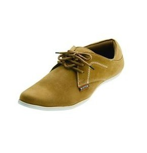 Boston Mens Formal Shoes BM-241 - Camel