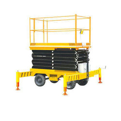 Mobile Bigpic Scissor Lifts