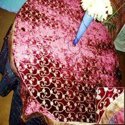 Velvet Table Cover