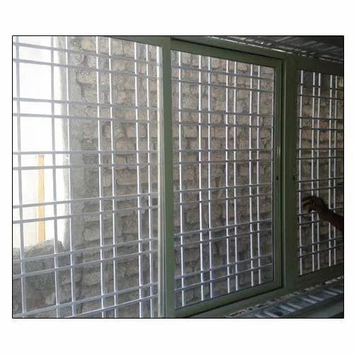 Wrought Iron Window Grill, Window Grill