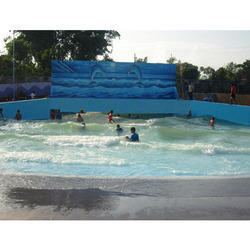 Wave Pool Mechanism
