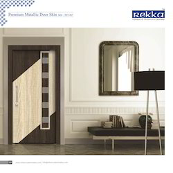 We Offer A Range Of Elegantly Designed Metal Door Skins To Our Clients These Laminates Are Widely Used At Homes And Offices Our Innovative Designs And