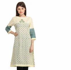 Ladies Kurti Printing Services