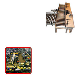 Power Roller Conveyors for Packaging Industry