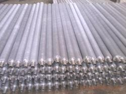 Extruded Fin Tubes For Rice Mills