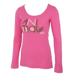 Full Sleeve Ladies T-Shirt
