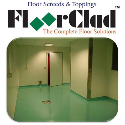 Moisture Compatible Tolerant Epoxy Coating FloorClad MEC