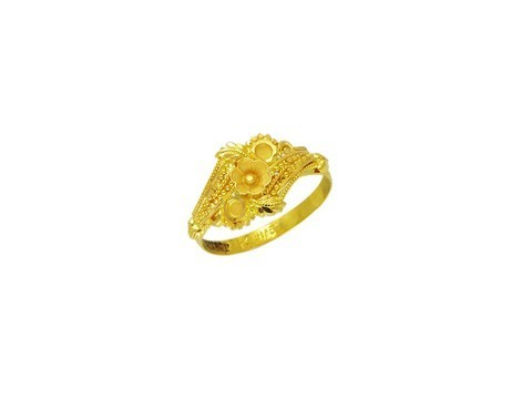 La s Plain Gold Rings Gold Rings Roorkee
