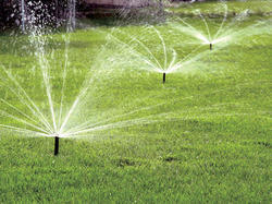 Water Sprinkler Installation Services