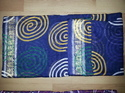 Printed Cotton Cloth With Resham Border