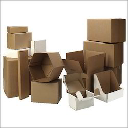 Corrugated Packaging Carton Boxes