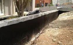 Retaining Walls Waterproofing Service