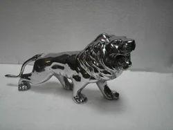 Aluminium Lion