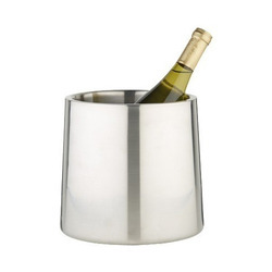 SS Silver Touch Wine Bucket