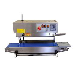 Continuous Pouch Sealing Machine (With Manual Stand)
