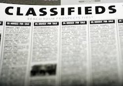 Classified AD Site