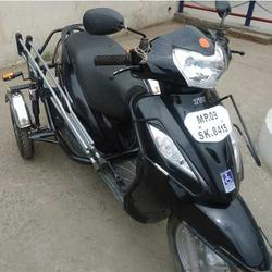 TVS Wego Handicapped Scooter