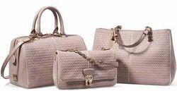 c37b116d18a2 Plain Leather Designer Ladies Handbags