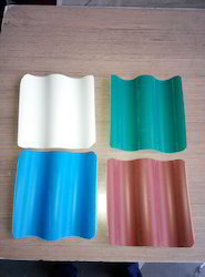 Pvc Corrugated Sheet Polyvinyl Chloride Corrugated Sheet