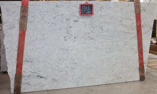 Colonial White Granite, Thickness: 30mm to 200mm