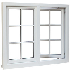 Georgian Bar Casement Window