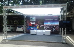 Auto Exhibition Truss