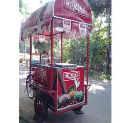 Mobile Ice Cream Freezer
