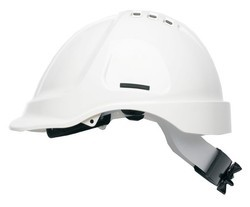 White Ratchet Helmet