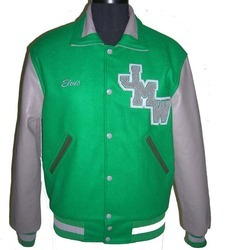 Retro Collar Varsity - Men''s